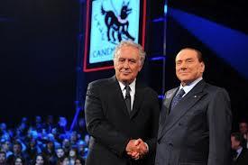 Berlusconi da Santoro