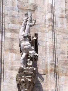 Statua Duomo MI